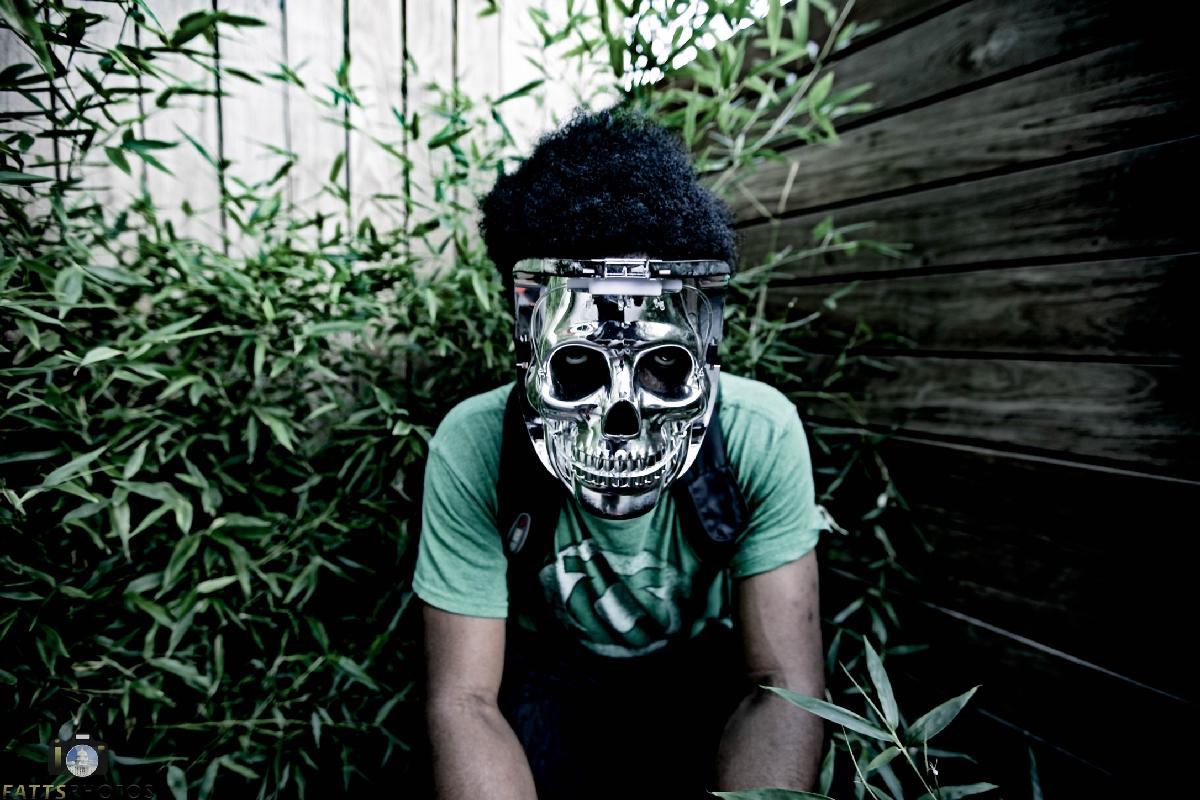 masked man nbsp